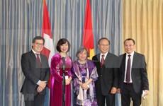 Vietnamitas en el exterior rinden homenaje a los reyes Hung