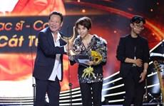 Premios de Agencia Vietnamita de Noticias  patentizan ascenso femenino en la música