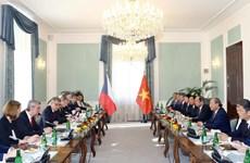Emiten declaración conjunta Vietnam y República Checa