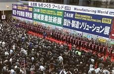 Participan empresas vietnamitas en exposición de industria manufacturera en Japón