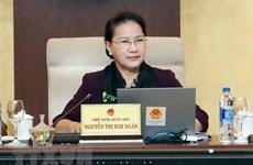 Clausuran la 33 Reunión del Comité Permanente del Parlamento de Vietnam