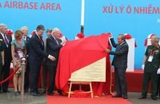 Lanzan proyecto de descontaminación de dioxina en el aeropuerto de Bien Hoa