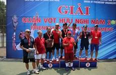 Hanoi busca fomentar solidaridad internacional a través de torneo de amistad