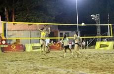 Inauguran Torneo Femenino Asiático de Voleibol de Playa en ciudad vietnamita de Can Tho