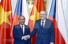 Opiniones públicas checas aplauden resultados de visita del premier vietnamita