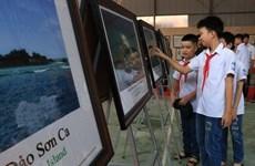 Inauguran exposición digital sobre  archipiélagos de Hoang Sa y Truong Sa