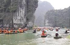 Celebran Festival de Trang An en provincia vietnamita de Ninh Binh