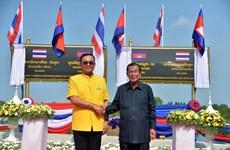 Tailandia y Camboya reabren línea ferroviaria luego de una pausa de 45 años