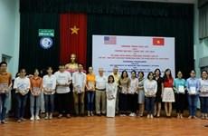 Veteranos de EE.UU. ofrecen atención médica en Vietnam a víctimas del Agente Naranja