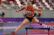 Ganó corredora vietnamita medalla de oro en Campeonato Asiático de Atletismo