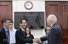 Provincia belga de Brabante Valón busca oportunidades de cooperación con Ciudad Ho Chi Minh