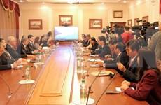 Incentivan cooperación entre localidades de Vietnam y Rusia