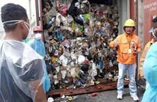 Amenaza Filipinas con acciones para devolver a Canadá más de 100 contenedores de residuos