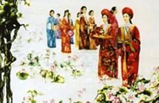Honran a bordadoras artesanales en el Festival de Flores 2019 de Vietnam