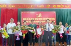 Otorga Vietnam ciudadanía a 76 laosianos