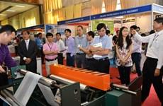 Inauguran en Hanoi exhibición de productos de plástico, imprenta y embalaje