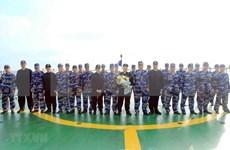 Realizan Vietnam y China inspección conjunta sobre la pesca en Golfo Bac Bo
