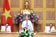 Pide premier de Vietnam impulsar coordinación entre el gobierno y Frente de la Patria
