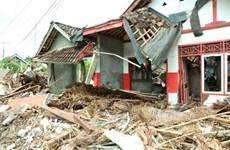 Terremoto de magnitud 5,8 sacude Indonesia