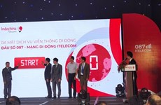 Ofrecen primer servicio de operador móvil virtual en Vietnam