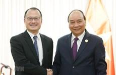 Vietnam da bienvenida a empresas chinas que utilizan tecnologías ecológicas, dice premier