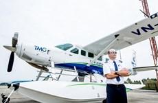 Inauguran viaje de hidroavión entre ciudades vietnamitas de Hue y Da Nang