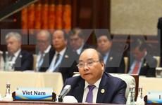 Premier vietnamita interviene en mesa redonda de líderes del Foro de la Franja y la Ruta