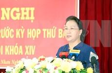 Presta Parlamento de Vietnam especial atención a la adaptación al cambio climático