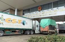 Vietnam y China discuten medidas para facilitar el comercio de productos agrícolas