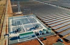 Inauguran en Vietnam mayor complejo de energía solar en el Sudeste Asiático