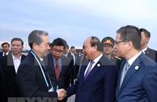 Premier vietnamita concluye participación en Foro de la Franja y la Ruta en China