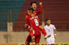 Vietnam acogerá ronda clasificatoria de campeonatos asiáticos de fútbol