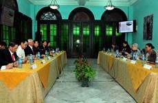 Vietnam y Cuba intercambian experiencias sobre elaboración de políticas