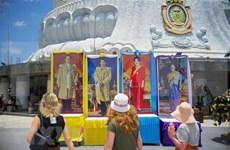 Tailandia culmina labores preparatorias para la coronación del rey Rama X