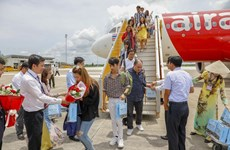 Línea aérea malasia lanza la nueva ruta Can Tho - Bangkok