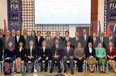 Discute grupo ASEAN+-3 sobre cooperación en respuesta a crisis financieras