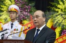 Homenaje póstumo al expresidente de Vietnam Le Duc Anh