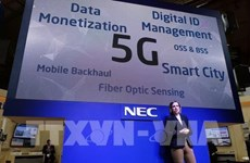 Realizan en urbes vietnamitas servicios experimentales de tecnología 5G