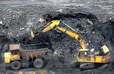 Producción de carbón de Vietnam en el primer cuatrimestre fue de 14,86 millones de toneladas