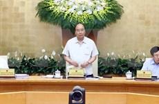 Gobierno de Vietnam analiza situación socioeconómica en primer cuatrimestre de 2019