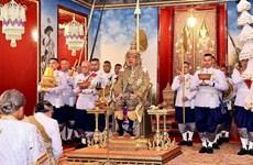 Máximo dirigente político de Vietnam felicita al rey tailandés por su coronación