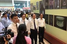Exposición en saludo a fundación de provincia vietnamita de Thanh Hoa