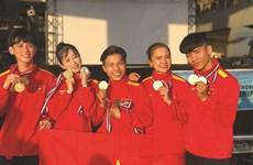 Gana Vietnam 72 medallas en el Campeonato de Taekwondo del Sudeste Asiático