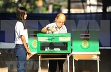 Anunciará Tailandia con anticipación resultados oficiales de las elecciones generales