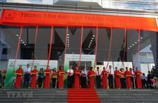Inauguran en Vietnam Centro de Prensa de Ciudad Ho Chi Minh