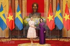 Abogan Vietnam y Suecia por incremento de nexos entre comunidades empresariales