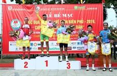 """Concluyó en Vietnam carrera ciclista """"Vuelta a Dien Bien Phu"""""""