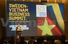 Efectúan en Hanoi conferencia empresarial Vietnam-Suecia