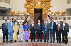 Destaca vicepremier vietnamita tradición de solidaridad con Camboya