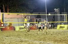 Inauguran en Vietnam Torneo Femenino Internacional de Voleibol de Playa